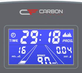 Беговая дорожка Carbon T756 HRC