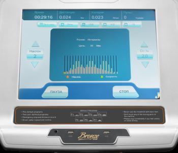Беговая дорожка Bronze Gym S700 TFT (Promo Edition)