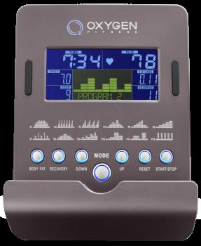 Эллиптический эргометр Oxygen GX-65 (2017)