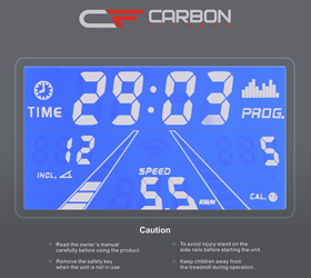Беговая дорожка Carbon T656