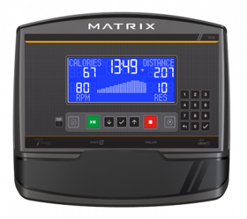 Эллиптический эргометр MATRIX E50XR