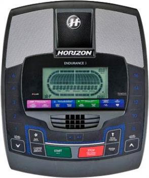 Эллиптический тренажер - эргометр Horizon Endurance 3 (2013)