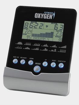 Велотренажер Winner/Oxygen Cardio Concept III (grey)