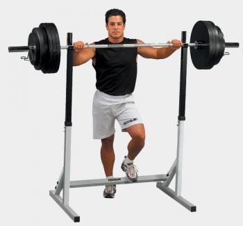 Подставка для штанги Body Solid Powerline PSS60
