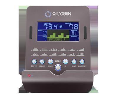 Эллиптический тренажер Oxygen EX-55 NF HRC