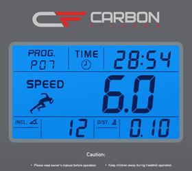 Беговая дорожка Carbon T554