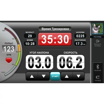 Беговая дорожка AMMITY Classic+ ATM 720 TFT+