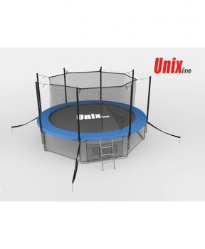 Батут UNIX line 12 ft inside (blue)