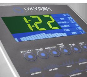 Эллиптический эргометр OXYGEN EX-35FD HRC+