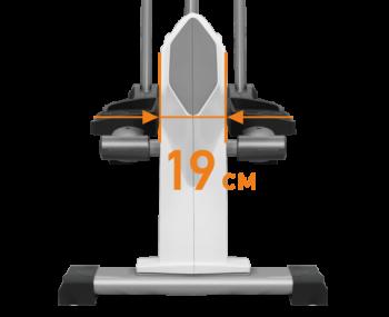 Эллиптический тренажер APPLEGATE E20 A