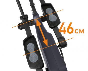Эллиптический тренажер APPLEGATE E32 M