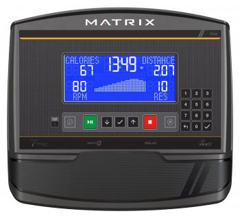 Вертикальный велоэргометр MATRIX U30XR