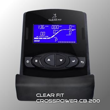 Велотренажер Clear Fit CrossPower CB 200