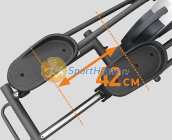 Эллиптический тренажер APPLEGATE X32 A