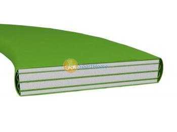 Батут UNIX line 10 ft outside (Green)