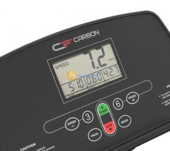 Компактная беговая дорожка Carbon T200 SLIM