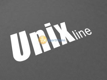 Батут UNIX line SUPREME GAME 14 ft (blue)