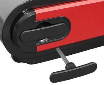 Компактная беговая дорожка Svensson Body Labs SPACETECH (красная)