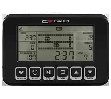 Гребной тренажер Carbon  R808