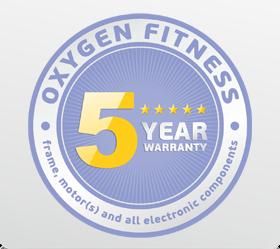 Беговая дорожка OXYGEN FITNESS NEW CLASSIC AURUM AC TFT