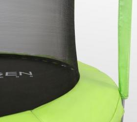 Батут Oxygen Fitness Standard 12 ft inside (Light green)