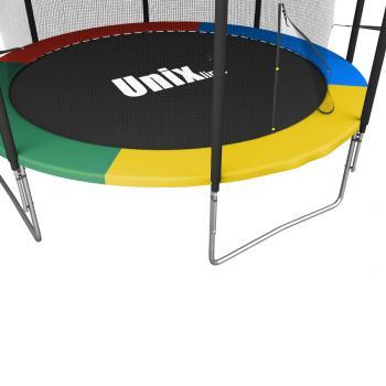 Батут UNIX line Simple 12 ft Color (inside)
