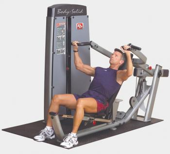 Жим от груди и плеч Body Solid ProDual DPRS-SF