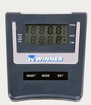 Велотренажер Winner/Oxygen Prizer