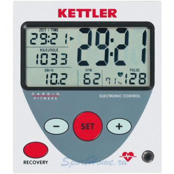 Эллиптический тренажер Kettler Vito XLS (Артикул: 7861-800)