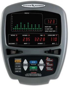 Эксклюзивный эллиптический эргометр  Vision S7200 HRT
