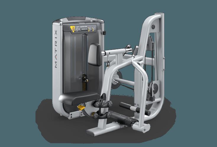 MATRIX ULTRA G7-S34-02 Гребная тяга (ЧЕРНЫЙ)