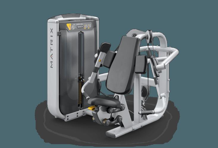 MATRIX ULTRA G7-S40-02 Независимая бицепс-машина (ЧЕРНЫЙ)
