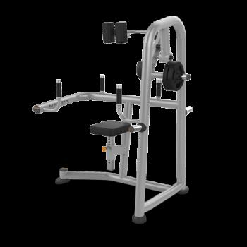 MATRIX MAGNUM MG-404 Тренажер для проработки мышц шеи (СЕРЕБРИСТЫЙ)