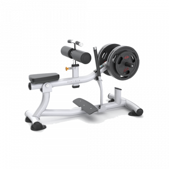 MATRIX MAGNUM MG-PL77 Икроножные мышцы сидя (СЕРЕБРИСТЫЙ)