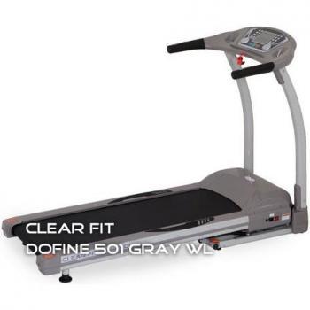 Беговая дорожка Clear Fit Dofine 501 Gray WL