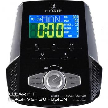 Эллиптический тренажер - эргометр Clear Fit Flash VGF 30 Fusion
