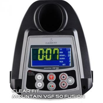 Эллиптический тренажер - эргометр Clear Fit Mountain VGF 50 Fusion