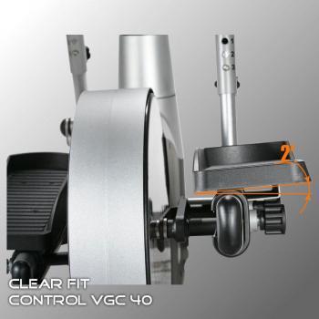 Эллиптический тренажер Clear Fit Control VGC 40 Compact