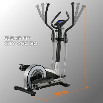 Эллиптический тренажер Clear Fit City VGC 30 Compact