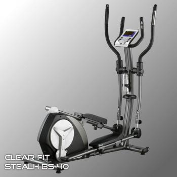 Эллиптический тренажер Clear Fit Stealh BS 40 Big Step
