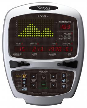 Эллиптический эргометр Vision S7200 HRT (2012)
