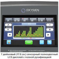 Беговая дорожка Oxygen Venta TFT