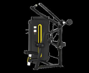 SVENSSON INDUSTRIAL H3035 Matte black Верхняя тяга