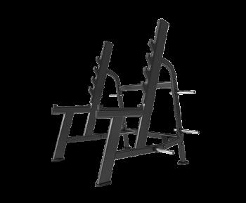 SVENSSON INDUSTRIAL E7050 Matte Black Стойка для приседаний