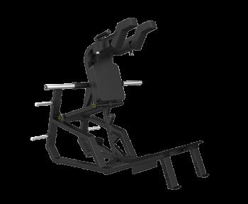 SVENSSON INDUSTRIAL E3065 Matte Black Приседания в тренажере