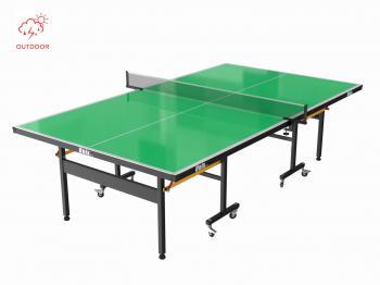 Всепогодный теннисный стол UNIX line outdoor 6mm (green)