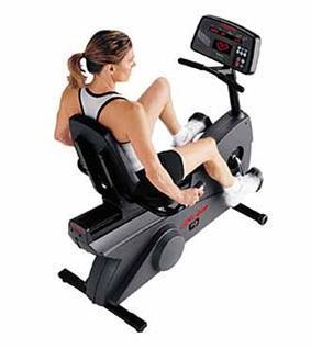 Велотренажер горизонтальный (дом.) Life Fitness R9-0100-02