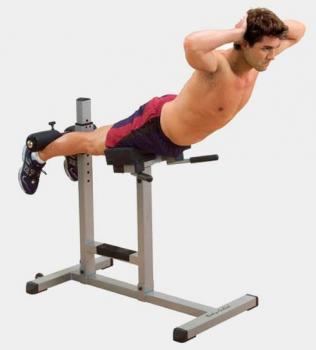 Римский стул Body Solid GRCH-322 (гиперэкстензия)