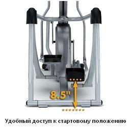 Эллиптический тренажер эргометр Vision S60