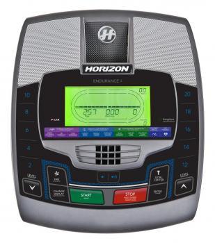Эллиптический тренажер - эргометр Horizon Endurance 4 (2013)